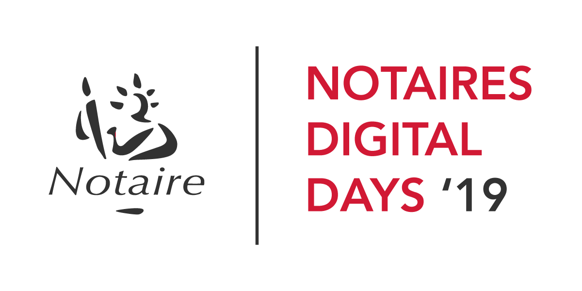 Notaires Digital Days '19